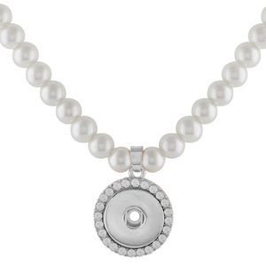Jewelry - New Bridal Pearl Snap Jewelry Necklace